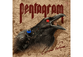 Pentagram - CURIOUS VOLUME - (CD)