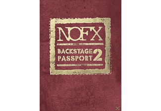 NOFX - Backstage Passport 2 - (DVD)
