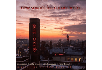 Danel Quatuor - New Sounds From Manchester - (CD)