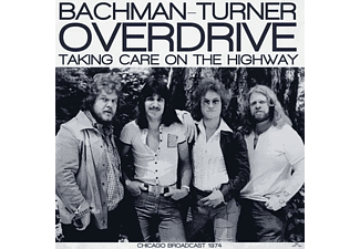 Bachman-Turner Overdrive - Taking Care On The Highway - (Vinyl)