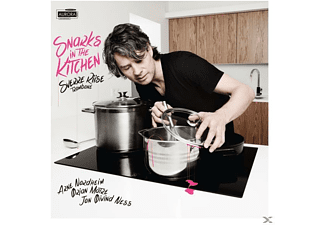 Sverre Riise - Snarks In The Kitchen [CD]