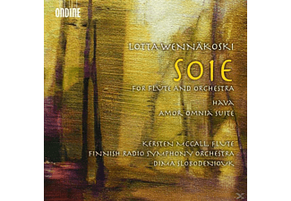 McCall/Slobodeniovk/Finnish Radio SO - Soie/Hava/Amor Omnia Suite - (CD)