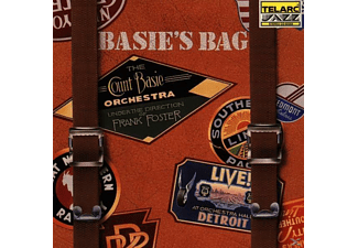 Count Basie - Basie's Bag/Live - (CD)