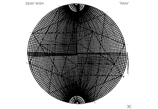 Deaf Wish - PAIN - (CD)