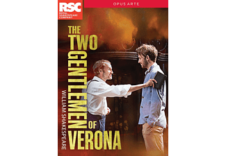 Royal Shakespeare Company - The Two Gentlemen Of Verona - (DVD)