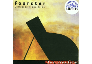 Foerster Trio - Complete Piano Trios [CD]