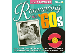 Various - Romancing In The 60's [CD]