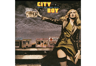 City Boy - Young Men Gone West/Book Early (Rem.+Expand.2cd) - (CD)