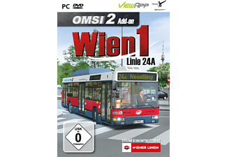OMSI: Wien - Linie 24A - Add-On - PC