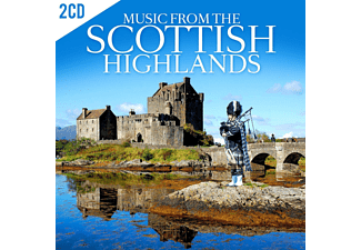 Various - Music From The Scottish Highlands [CD]