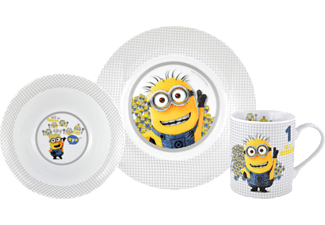 Minions Fruhstücks-Set