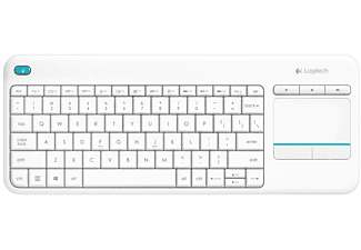 LOGITECH K400 Plus Wit