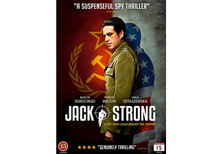 Jack Strong Action DVD