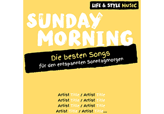 Various - Life & Style Music - Sunday Morning - (CD)