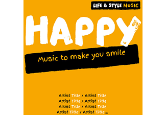 Various - Life & Style Music: Happy - (CD)