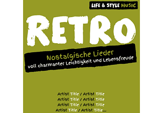 VARIOUS - Life & Style Music - Retro [CD]