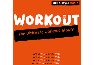 VARIOUS - Life & Style Music: Workout [CD]