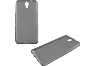 VOLTE-TEL Θήκη ALCATEL 6043D OT IDOL X+ Slimcolor Tpu Grey  - (5205308130779)
