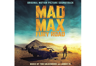 Tom Holkenborg, VARIOUS - Mad Max: Fury Road.. [Vinyl]