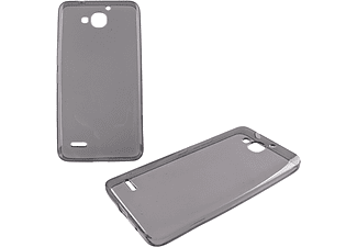 VOLTE-TEL Θήκη HUAWEI ASCEND G750 Slimcolor Tpu Grey  - (5205308130830)