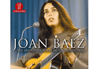 Joan Baez - Absolutely Essential - (CD)