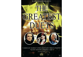 The Greatest Duets-Rare Performances [DVD]
