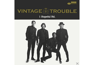 Vintage Trouble - 1 Hopeful Rd [CD]