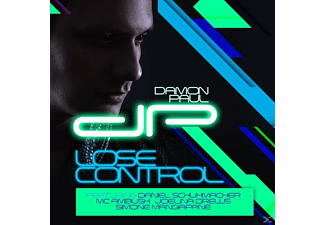 Damon Paul - Lose Control - (CD)