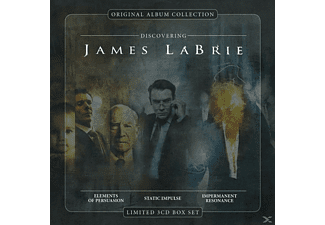 James Labrie - Original Album Collection: Discovering James Labrie [CD]