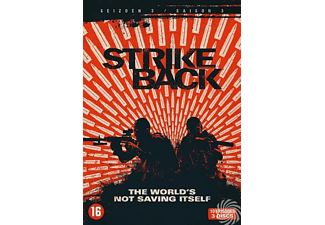 Strike Back- Seizoen 3 | DVD