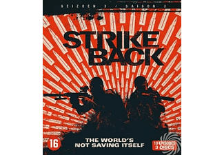 Strike Back- Seizoen 3 | Blu-ray