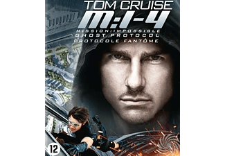 Mission Impossible 4 - Ghost Protocol | Blu-ray