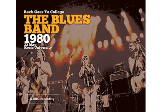 The Blues Band - Rock Goes To College - 1980 (CD + DVD)