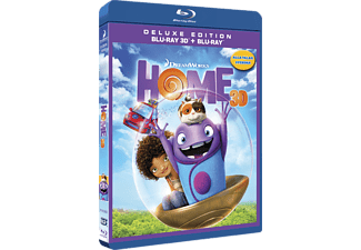 Home Familj Blu-ray 3D