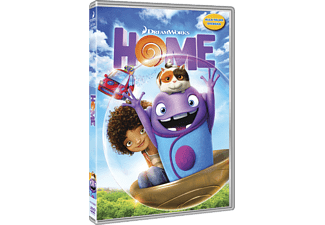 Home Familj Blu-ray