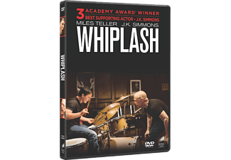 Whiplash Drama DVD