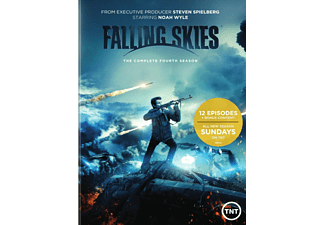 Falling Skies - S4 Science Fiction Blu-ray