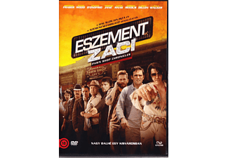Eszement Zaci (DVD)