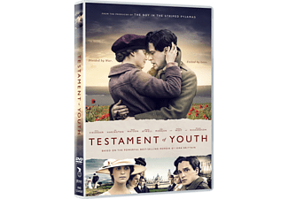 Testament Of Youth Drama DVD