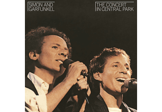 Simon & Garfunkel - Concert In Central Park - (Vinyl)