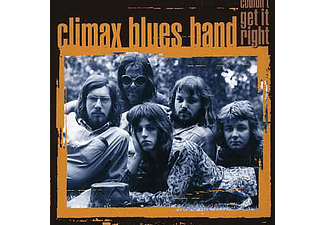 Climax Blues Band - Couldn't Get It Right (CD)
