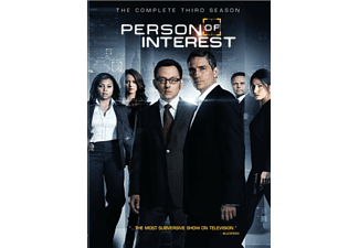 Person of Interest - S3 Drama DVD