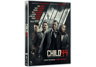 Child 44 Thriller DVD