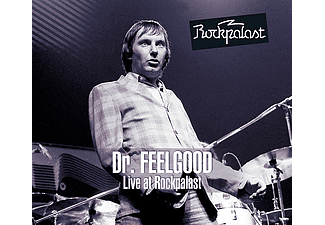 Dr. Feelgood - Live at Rockpalast (CD + DVD)