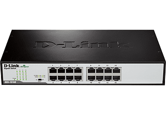 D-LINK DGS-1016D 16-Ports Gigabit Switch
