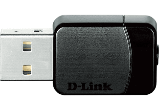 D-LINK DWA-171 Dual-Band Nano USB WiFi-adapter