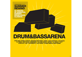 VARIOUS - Drum & Bass Arena-Summer Rewind (2cd+Mp3) - (CD)