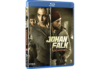 Johan Falk 16: Lockdown Thriller Blu-ray