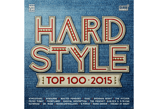 VARIOUS - Hardstyle Top 100-2015 - (CD)
