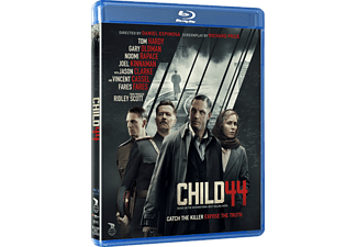 Child 44 Thriller Blu-ray